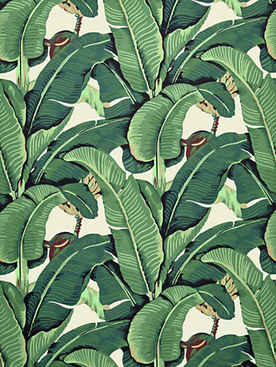 MARTINIQUE FABRIC GREEN