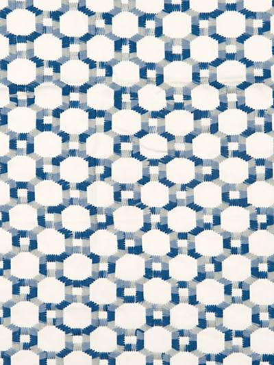 ISLAND TRELLIS BLUE