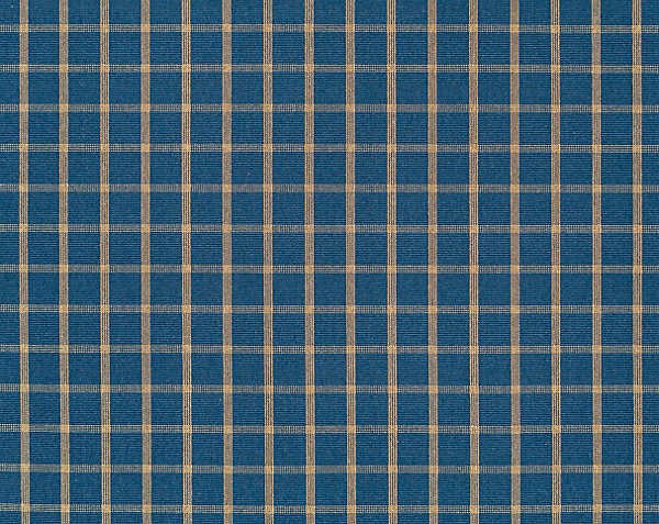 BOX PLAID - BLUE