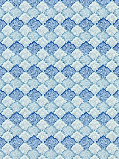 AKIRA PORCELAIN BLUE