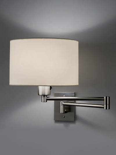 HANSEN DB SWING-ARM WALL LAMP