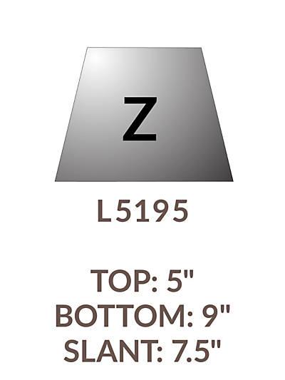 HINSON LAMPSHADE - Z