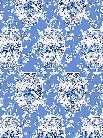 FILAGREE - SHEER BLUE
