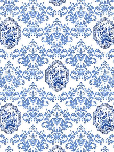PORCELEYNE BLUE