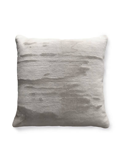 POLAR BEAR PILLOW GREIGE