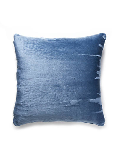 POLAR BEAR PILLOW BLUE FROST