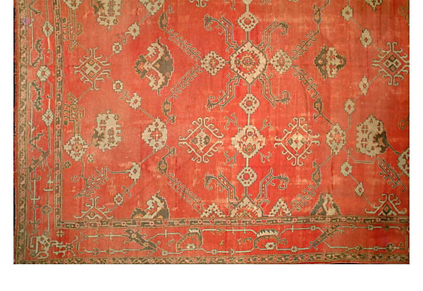 ORIENTAL OUSHAK ANTIQUE       -ori-55594d