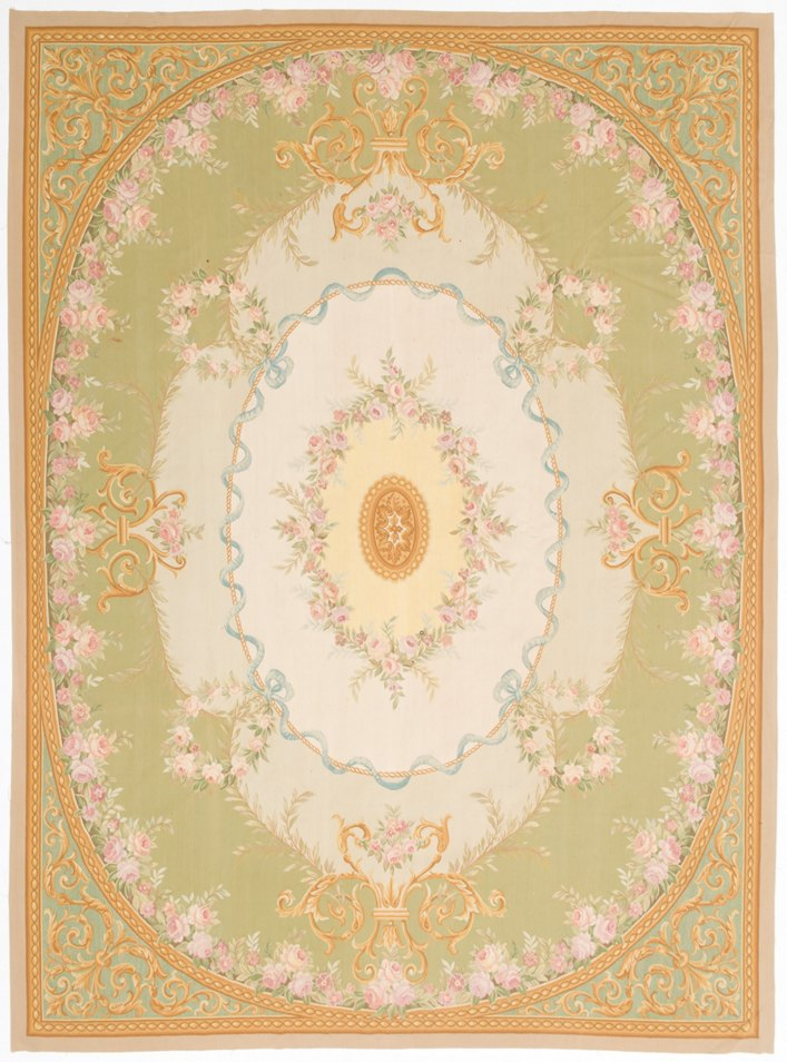 AUBUSSON NEW CHINA            -aubc-24727a
