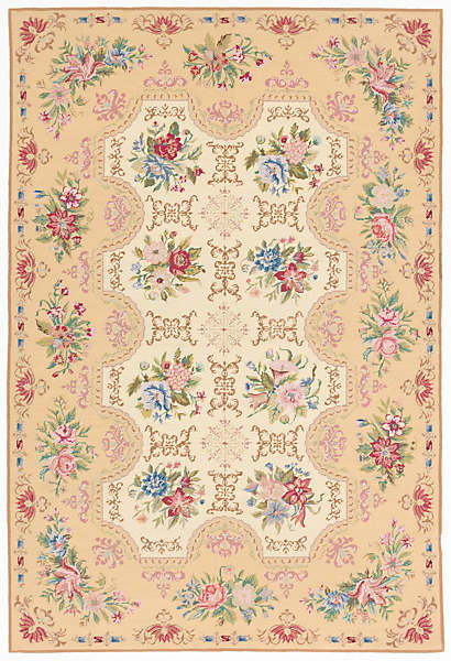 CHINESE NEEDLEPOINT-cnp-12823f