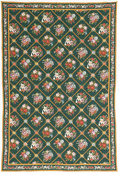 CHINESE NEEDLEPOINT-cnp-15351by