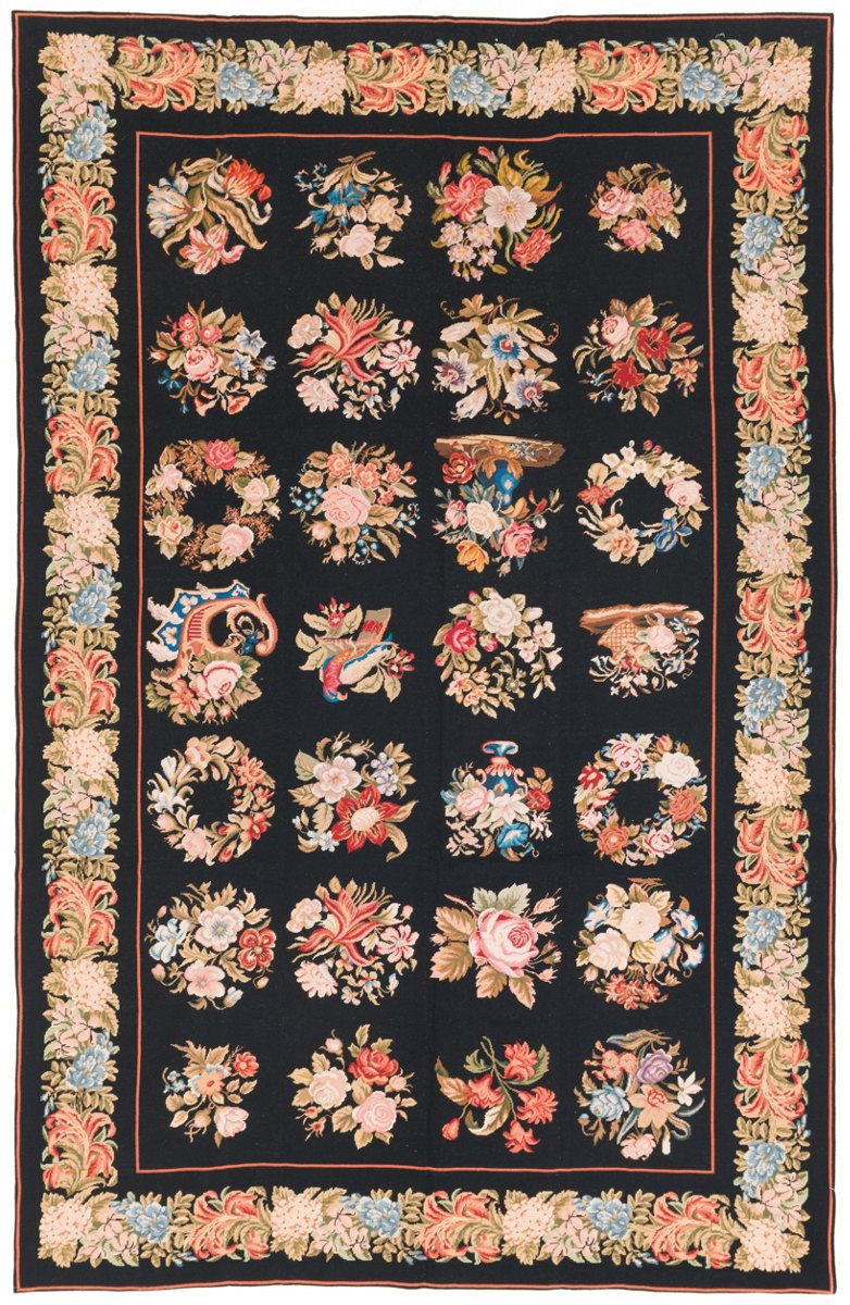 CHINESE NEEDLEPOINT-cnp-19109a