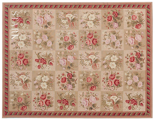 CHINESE NEEDLEPOINT           -cnp-23958a-CLOSEOUT