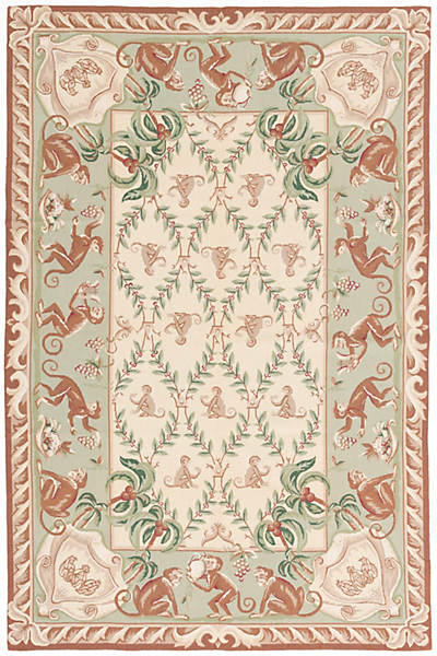CHINESE NEEDLEPOINT-cnp-39041a
