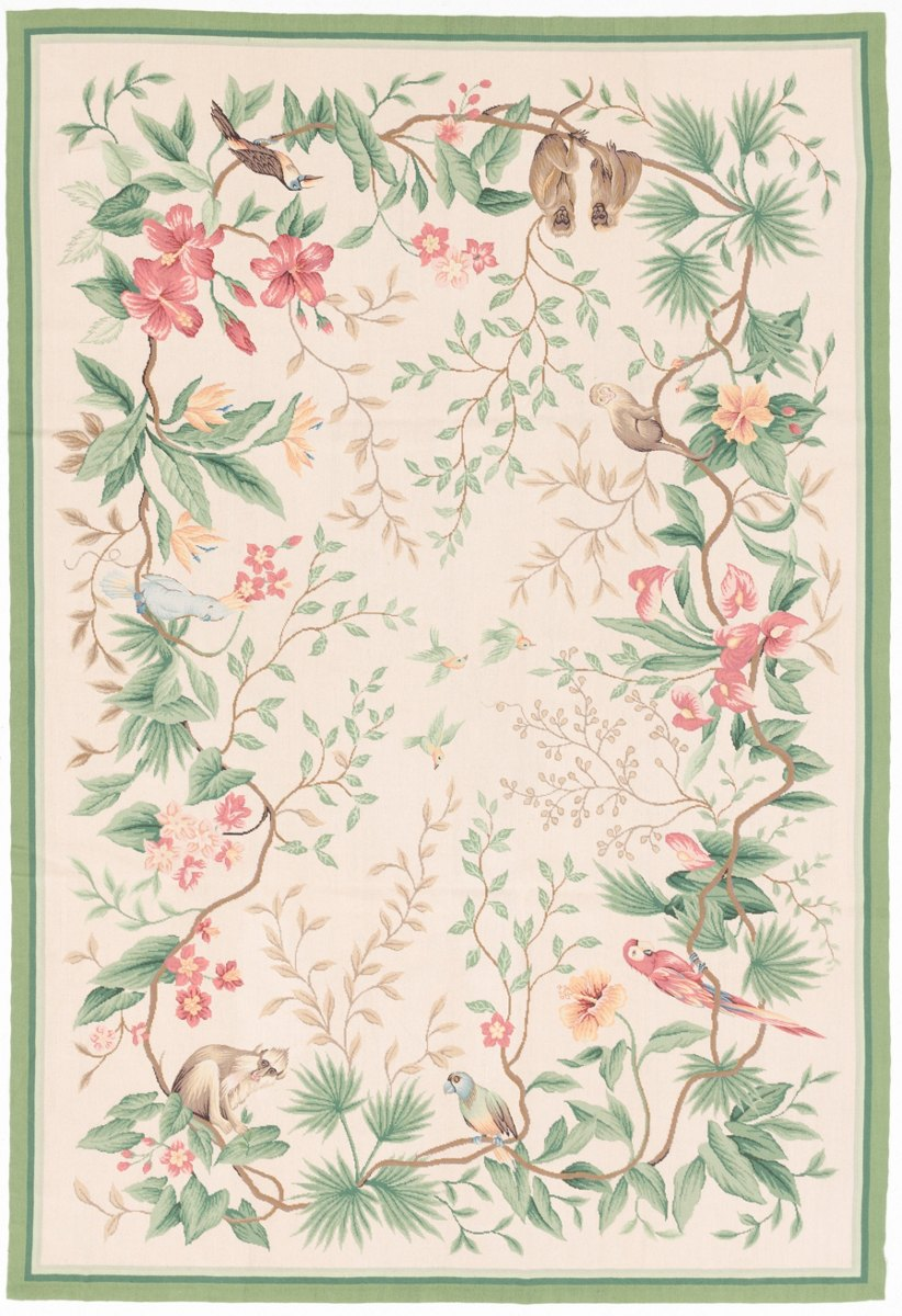 CHINESE NEEDLEPOINT-cnp-39369a