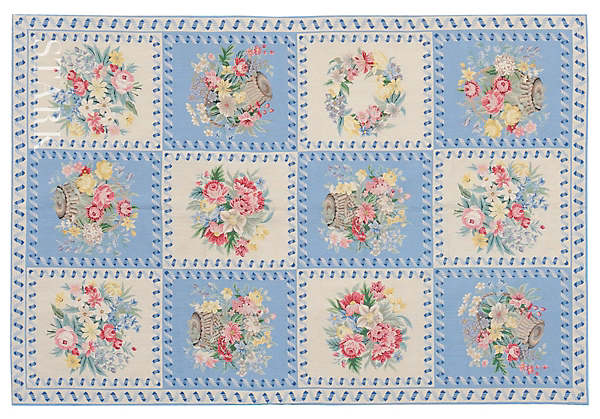 CHINESE NEEDLEPOINT           -cnp-39653cy-CLOSEOUT