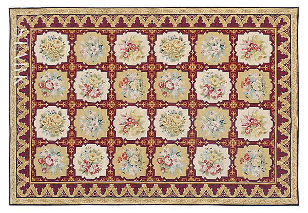 CHINESE NEEDLEPOINT           -cnp-41026a-CLOSEOUT