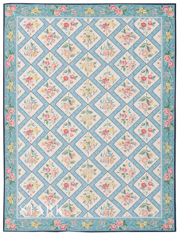 CHINESE NEEDLEPOINT           -cnp-41119a-CLOSEOUT