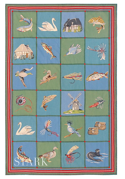 CHINESE NEEDLEPOINT-cnp-41219a