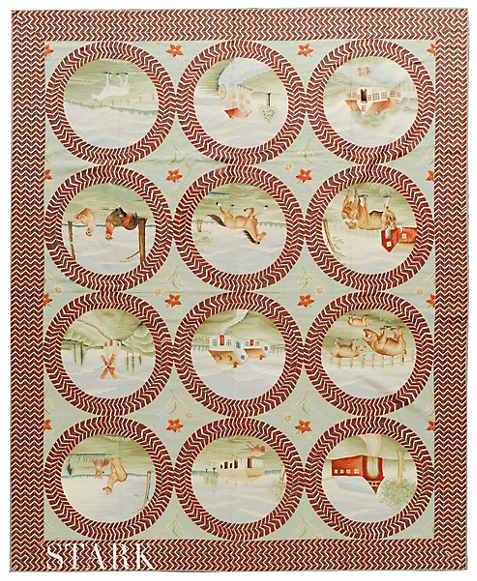 CHINESE NEEDLEPOINT-cnp-41221b
