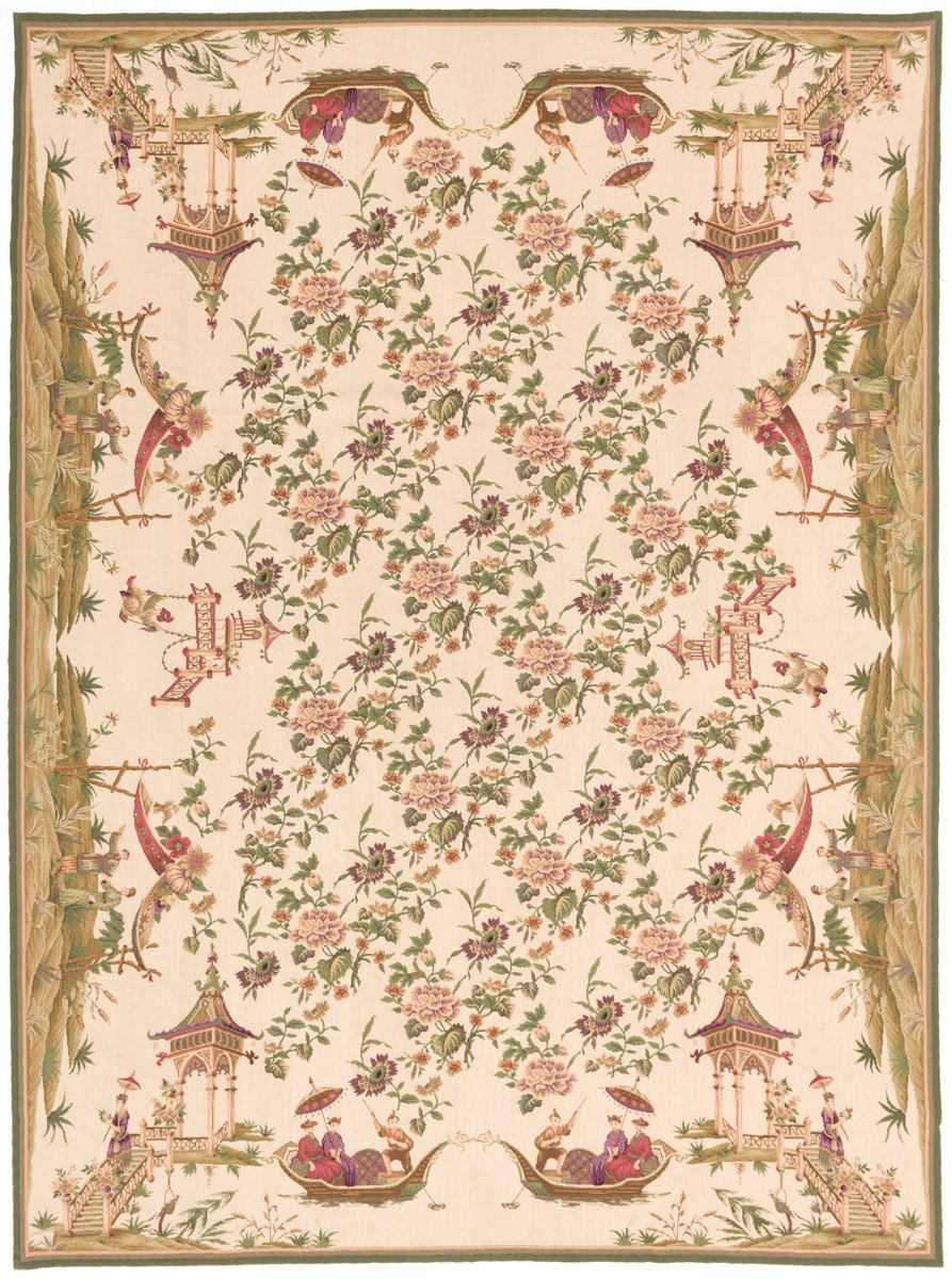 CHINESE NEEDLEPOINT-cnp-42110d