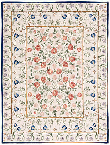 CHINESE NEEDLEPOINT           -cnp-42372a