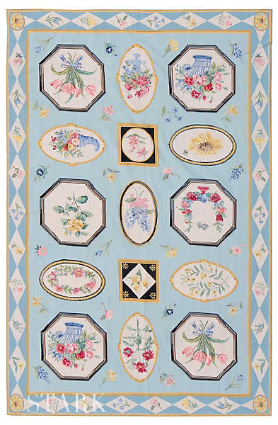 CHINESE NEEDLEPOINT           -cnp-43417a-CLOSEOUT