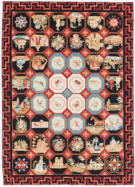 CHINESE NEEDLEPOINT-cnp-46873a