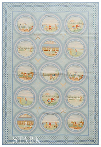 CHINESE NEEDLEPOINT           -cnp-47599a
