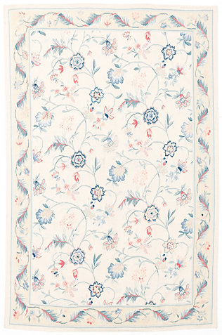 EMBROIDERED AUBUSSON          -eaub-52316a