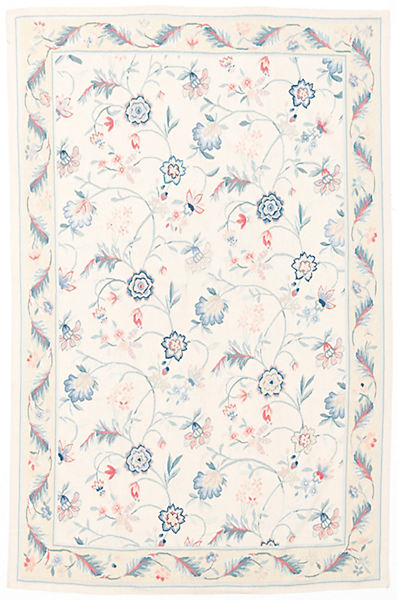 EMBROIDERED AUBUSSON-eaub-52316a