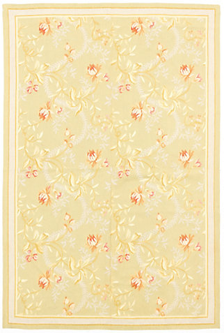 EMBROIDERED AUBUSSON          -eaub-52318a