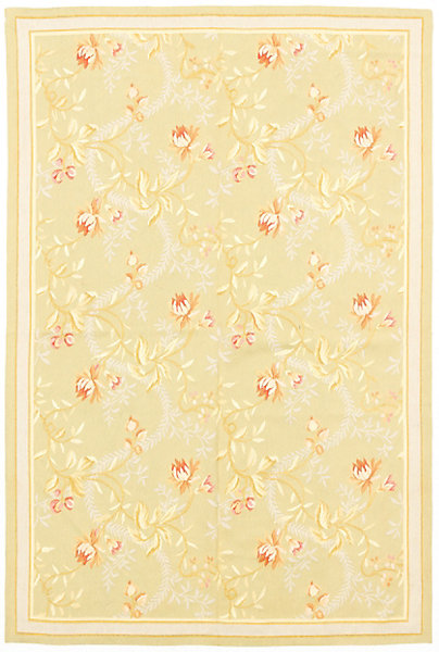 EMBROIDERED AUBUSSON-eaub-52318a