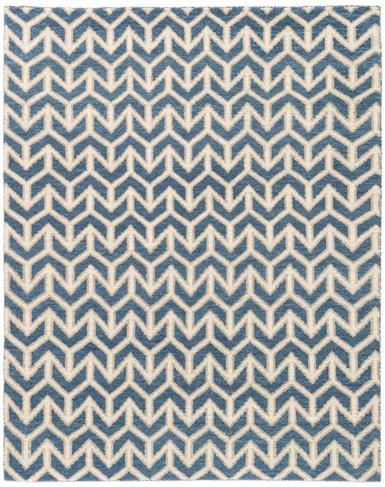 ARROWS BLUE/WHITE             -mor-106111b