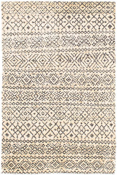 NATURAL FIBER HAND KNOTTED-naf-120878a