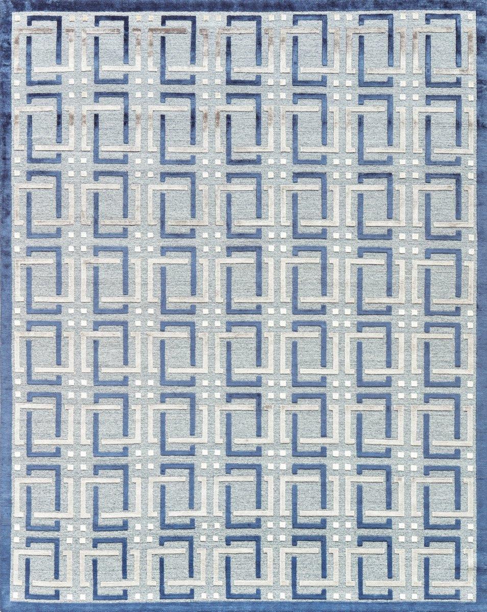 DOUCETTE GREY / BEIGE BLUE-not-113610d