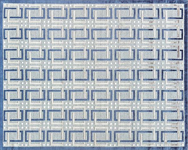 DOUCETTE GREY / BEIGE BLUE    -not-113610d