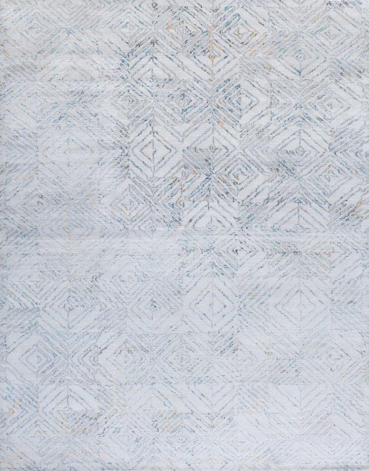DIAMOND IVORY/BLUE GREEN      -not-119369b