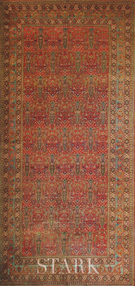 ORIENTAL KHORASSAN ANTIQUE    -ori-22043