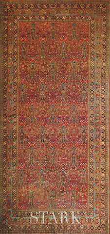 ORIENTAL KHORASSAN ANTIQUE    -ori-22043