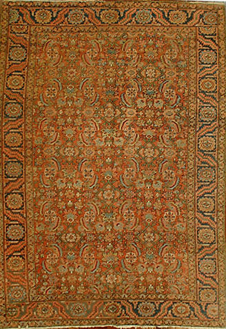 ORIENTAL HERIZ ANTIQUE        -ori-34060
