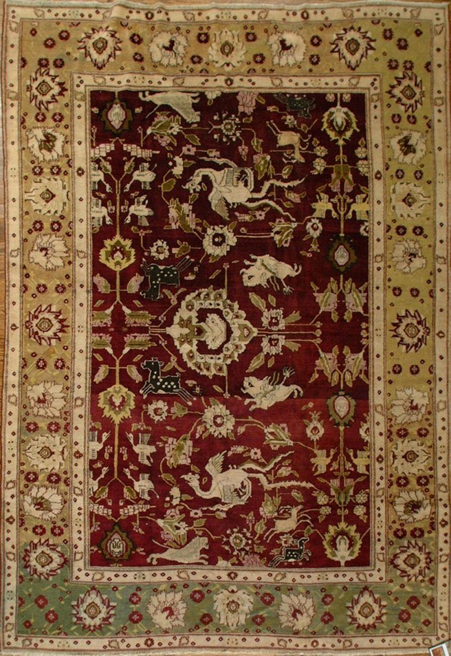ORIENTAL AGRA ANTIQUE         -ori-37226