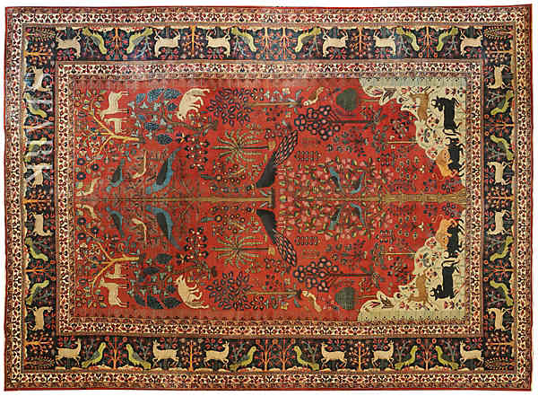 ORIENTAL MESHAD SEMI ANTIQUE  -ori-39138