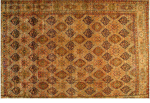 ORIENTAL KERMAN ANTIQUE       -ori-48766d