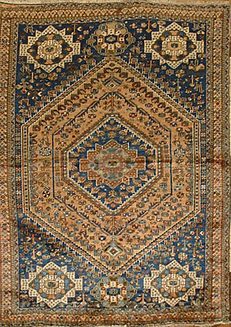 ORIENTAL SHIRAZ ANTIQUE       -ori-48785d