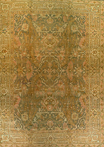 ORIENTAL AGRA ANTIQUE         -ori-49117d