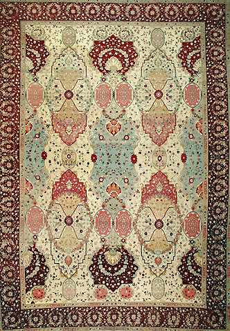 ORIENTAL HEREKE ANTIQUE       -ori-51130d