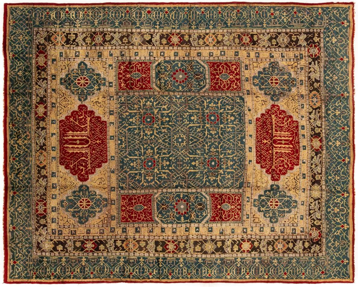ORIENTAL OUSHAK ANTIQUE       -ori-61063d