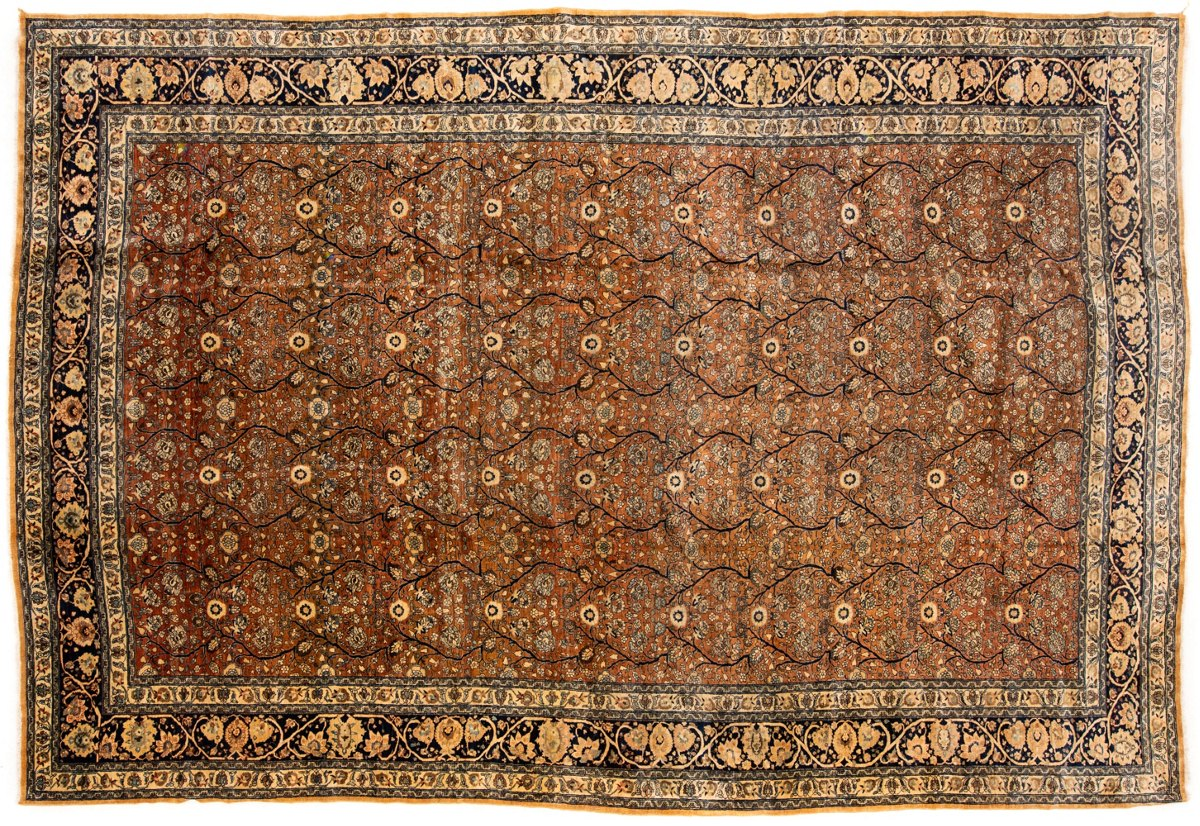 ORIENTAL TABRIZ ANTIQUE       -ori-61064d