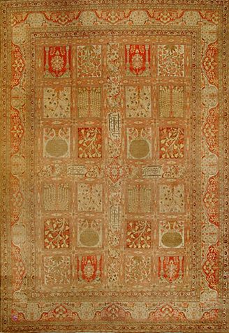 ORIENTAL TABRIZ ANTIQUE       -ori-66667d