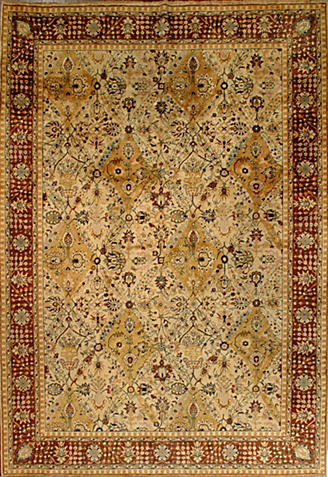 ORIENTAL TABRIZ ANTIQUE       -ori-67029d